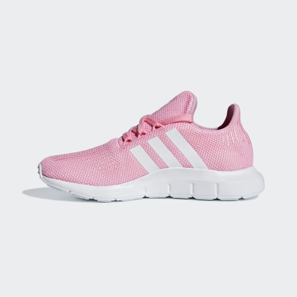 Kids Swift Run Light Pink and Cloud