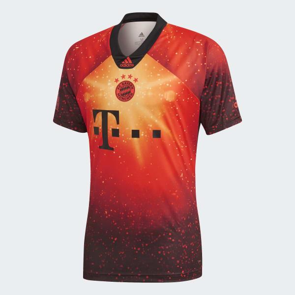 169b644ee4 adidas Camisola FC Bayern München EA SPORTS - Multicolour   adidas MLT