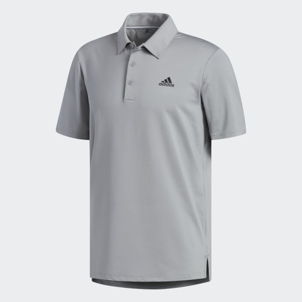 151050dbedcb adidas Ultimate 365 Solid Polo Shirt - Grey   adidas US