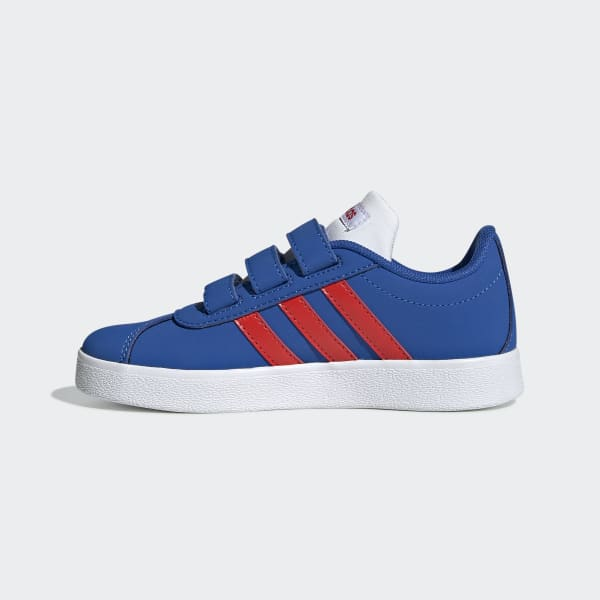 scarpe adidas bambino vl court