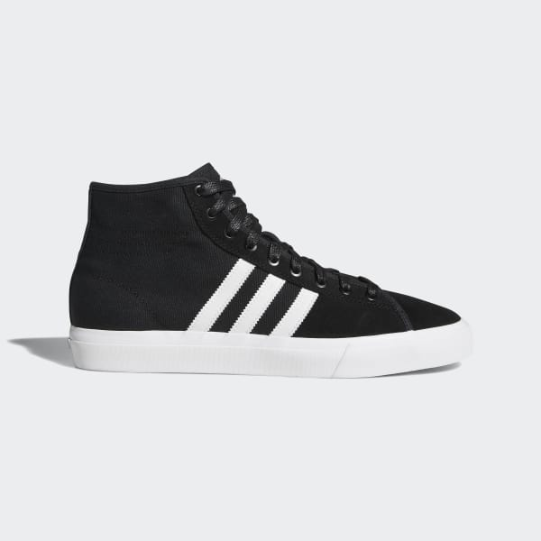 adidas Matchcourt High RX Shoes Black | adidas UK