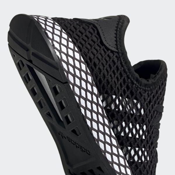 Estimado Encogimiento Imbécil  adidas Deerupt Runner Shoes - Black   adidas US