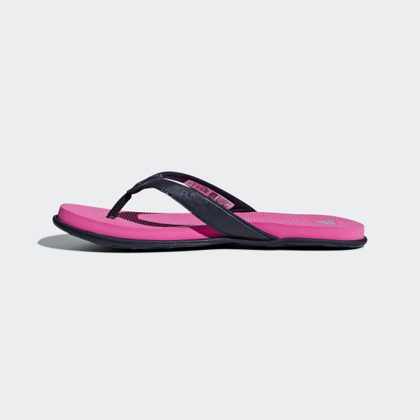 adidas Cloudfoam One Thong Sandals Blue | adidas US