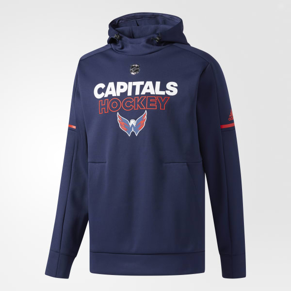 best service abea2 ddcd6 adidas Capitals Authentic Pro Player Hoodie - Multicolor   adidas US