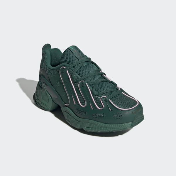 gazelle adidas mujer verde