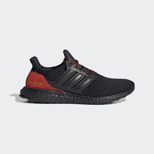 Men's Ultraboost DNA Core Black and Red