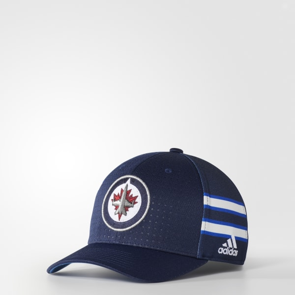 Jets Structured Flex Draft Hat