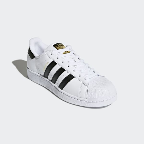 DAMEN ADIDAS SUPERSTAR Foundation C77124 Sneaker Gr. 39 13