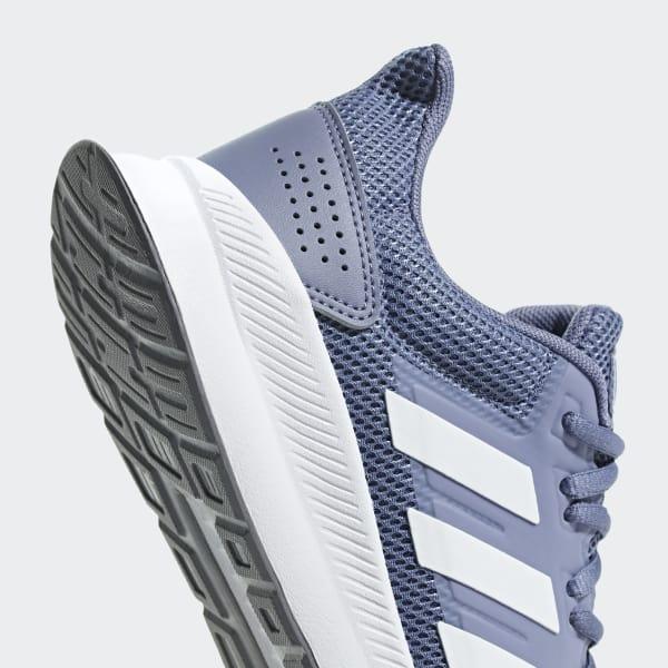 Ordinario Tormenta Anterior  adidas Runfalcon Shoes - Blue | adidas Malaysia