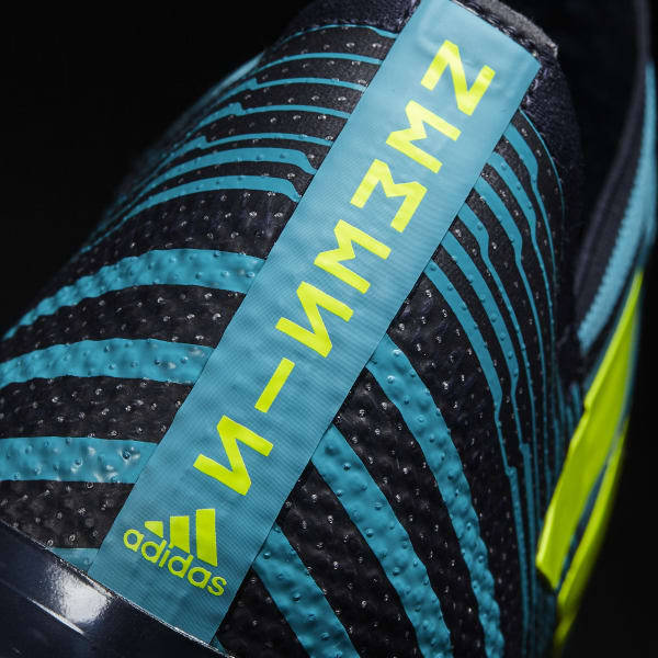 outlet store d9317 fd8f0 adidas Nemeziz 17 + 360 Agility firm Ground fotballsko - Blå  adidas Norway