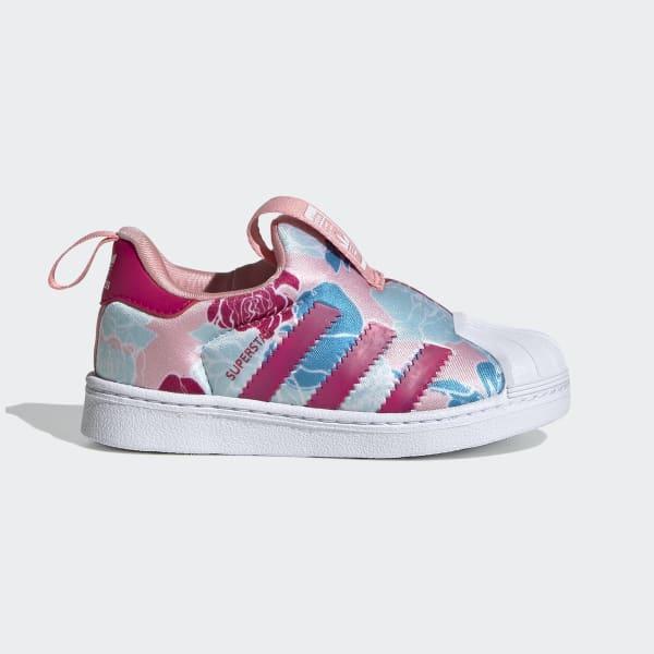 adidas superstar roze