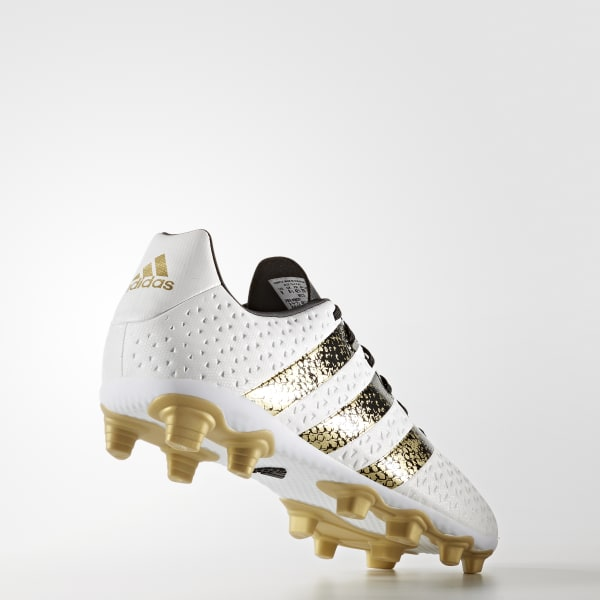 adidas Guayos Superficie Firme ACE 16.4 - Blanco  799bc5b47e293