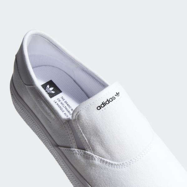 Adidas 3MC Slip On cloud whitecloud whitecore black ab 41