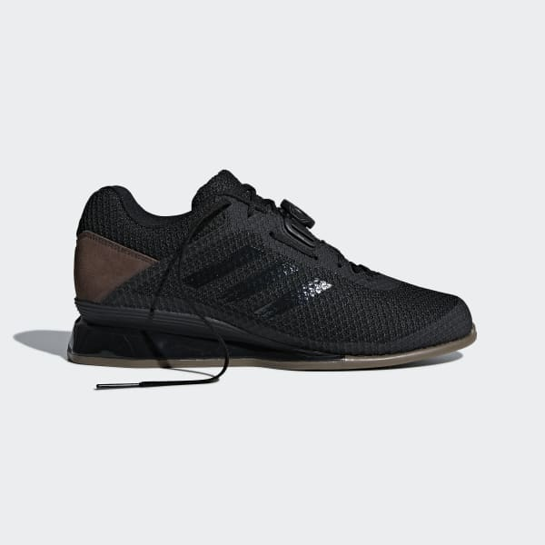 new product 2ce2c da9bb Chaussure Leistung 16 II Boa - noir adidas   adidas France