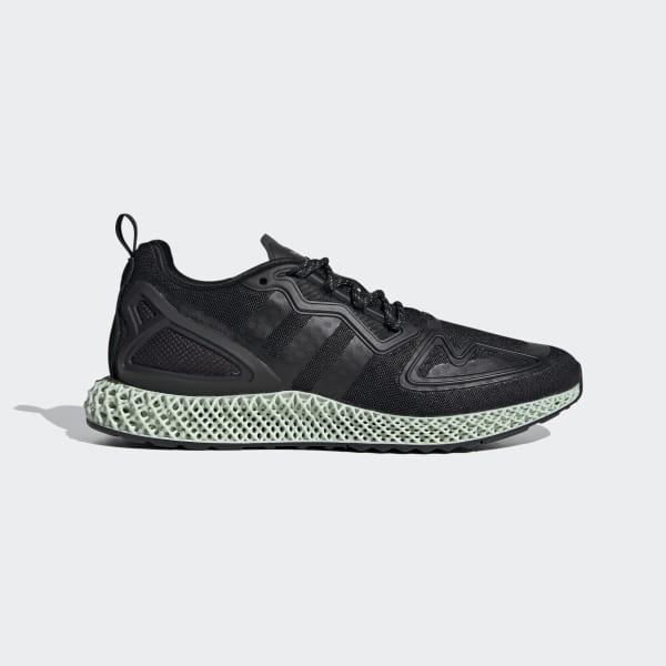 adidas ZX 2K 4D Shoes - Black | adidas