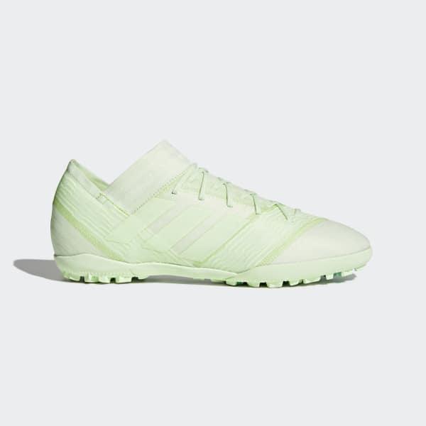 Zapatilla adidas Nemeziz Tango 17.3 Turf Aero green Hi res