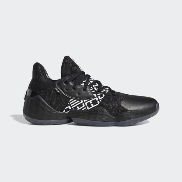 adidas Harden Vol. 4 Shoes - Black