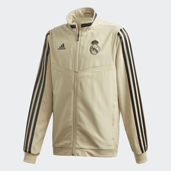 Real Madrid Adidas presentasjonsjakke | FINN.no