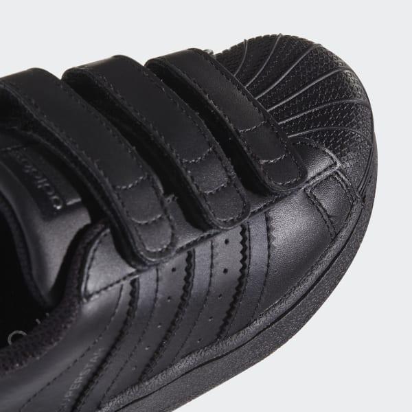 adidas superstar foundation schwarz kinder