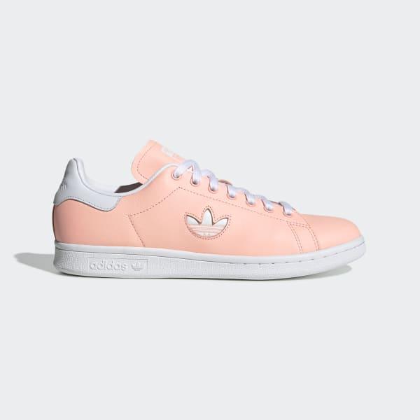19da960194d5a6 adidas Stan Smith Schuh - rosa