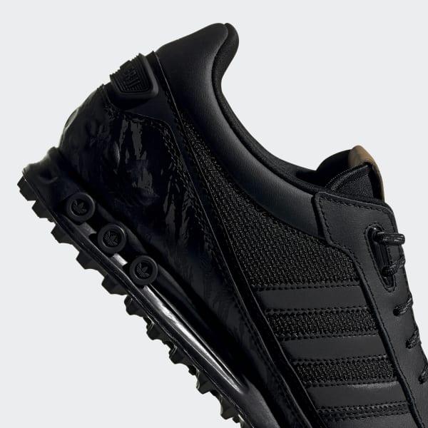 adidas la trainer mens black