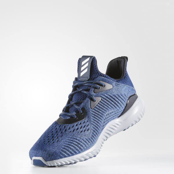 timeless design 5f14a 7984d adidas Mens Alphabounce Engineered Mesh Shoes - Blue  adidas