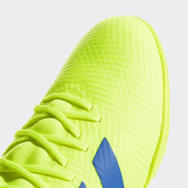 765b2c58f7d92 Zapatos de Fútbol Nemeziz Tango 18.3 Césped Artificial - Amarillo adidas