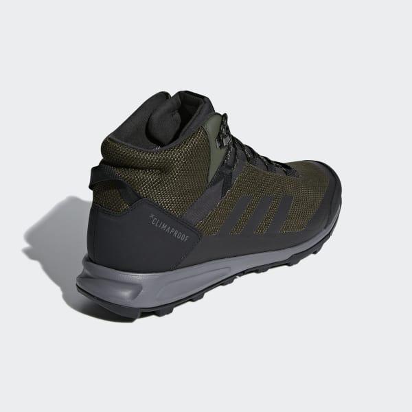 save off 44f3a 684ac Chaussure TERREX Tivid Mid ClimaProof - vert adidas   adidas France