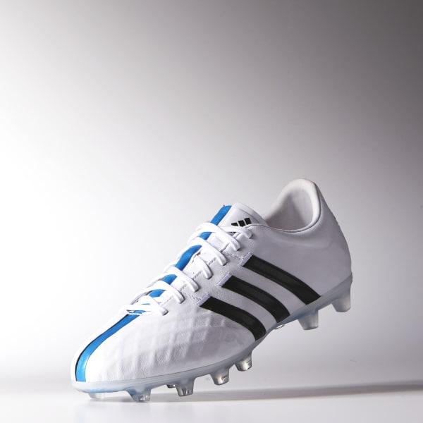 adb03a52a6ac2 Chuteira 11Pro FG - Campo - Branco adidas | adidas Brasil
