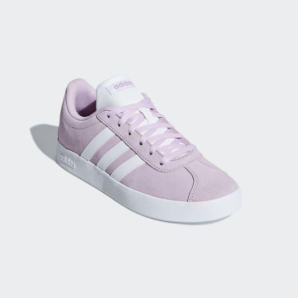 059fe92843c4cf adidas VL Court 2.0 Shoes - Purple