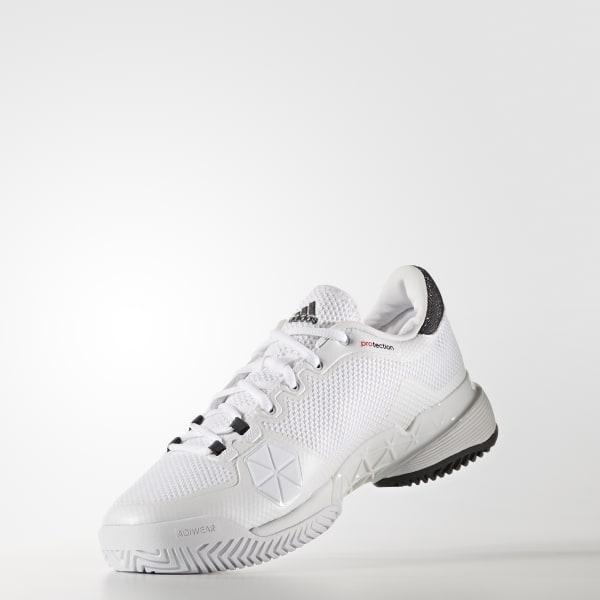 78e1c9039 adidas Men s Barricade 2017 Shoes - White