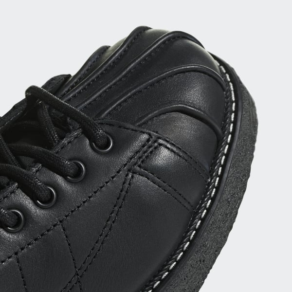 Adidas Superstar Luxe Boots Black Adidas Us