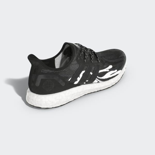 adidas SPEEDFACTORY AM4 Cryptic Waves Sko Svart | adidas