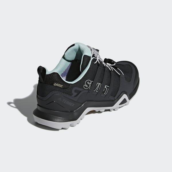 Adidas Terrex Swift R2 Goretex Herresko Sko Svart Salg
