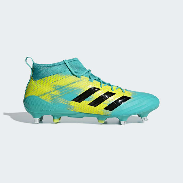 364c51571 adidas Predator Flare Soft Ground Boots - Blue