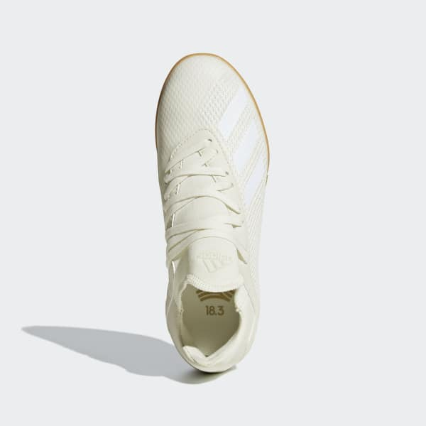 adidas X Tango 18.3 Indoor Boots - White  1840048706d82