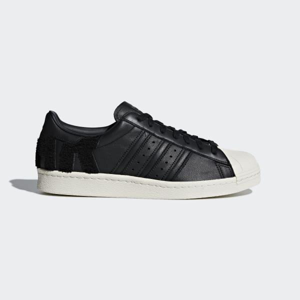 info for 1461e eb496 adidas Superstar 80s Schoenen - zwart  adidas Officiële Shop