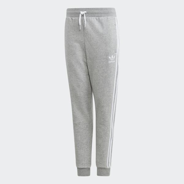 8e965045f61ac6 adidas Fleece Jogginghose - grau