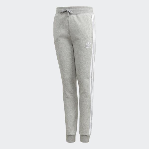 adidas Fleecehose Grau | adidas Deutschland