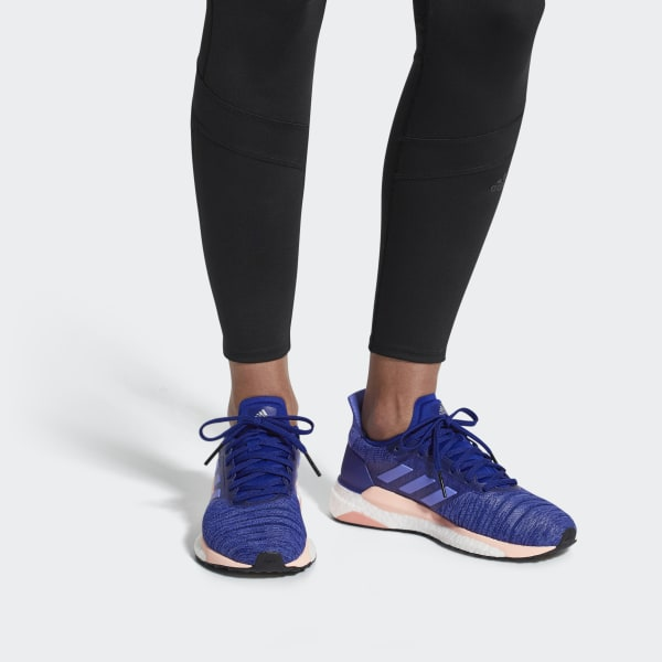 adidas Solar Glide Shoes - Blue | adidas US