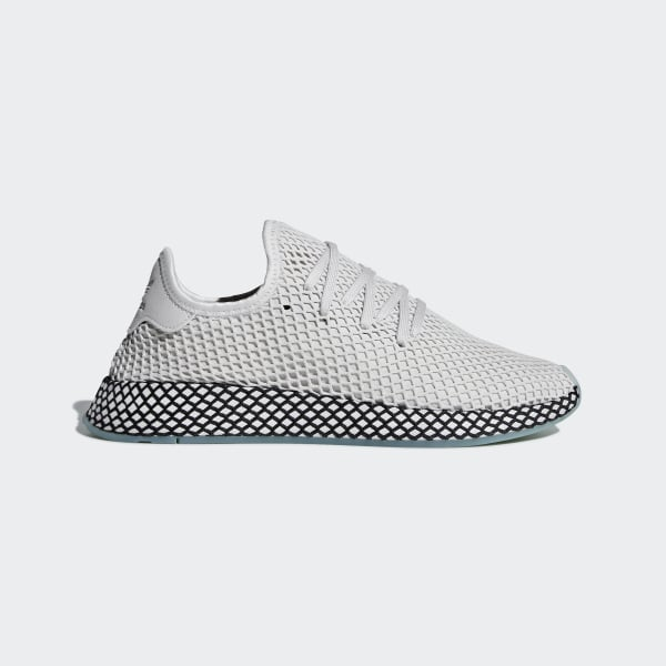 low priced c75b6 e5b5d adidas Deerupt Runner Shoes - Grey  adidas US