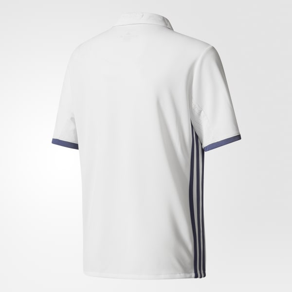 96d98c538685e adidas Jersey Local Real Madrid 2016 - Blanco
