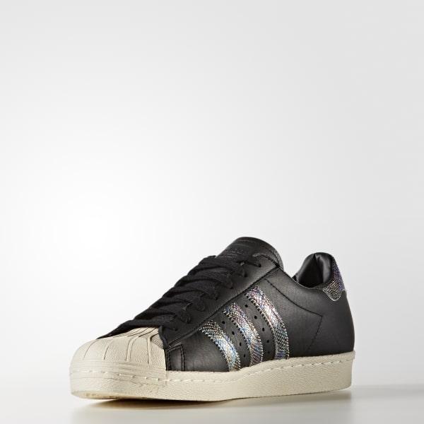 meet e1c55 44c54 adidas Superstar 80s Shoes - Black | adidas Malaysia