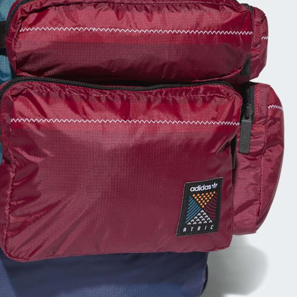 10af46aa089d49 adidas Atric Backpack Large - Blue