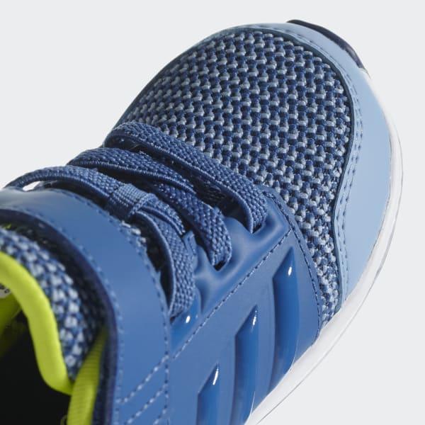 adidas RapidaRun Running Shoes Kids ash blue trace royal noble indigo