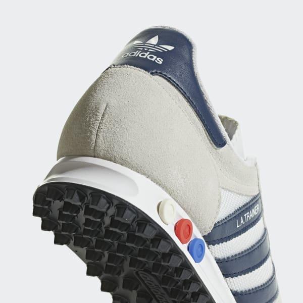 adidas Sapatos LA Trainer - Bege  b9dadf768f6db