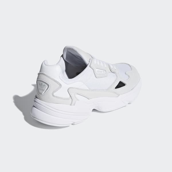 adidas falcon blanche homme