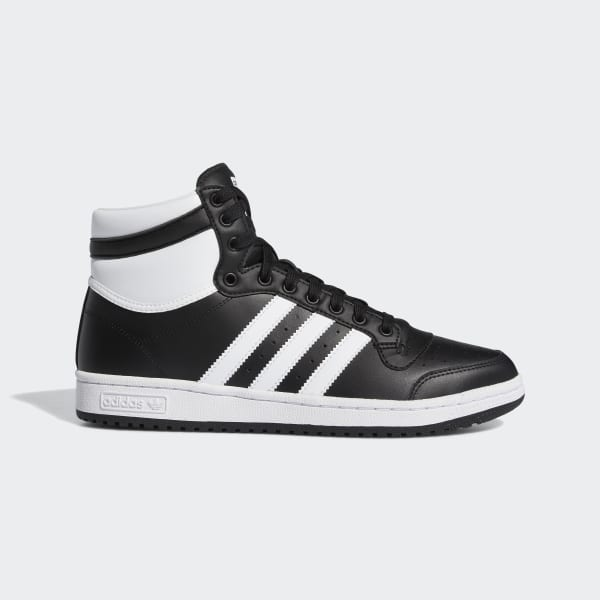 adidas Top Ten Shoes - Black | adidas US