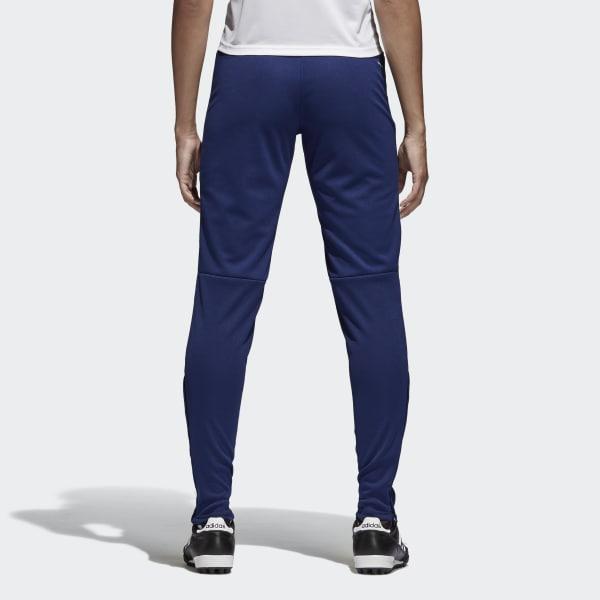 adidas Tiro 17 Training Pants - Blue