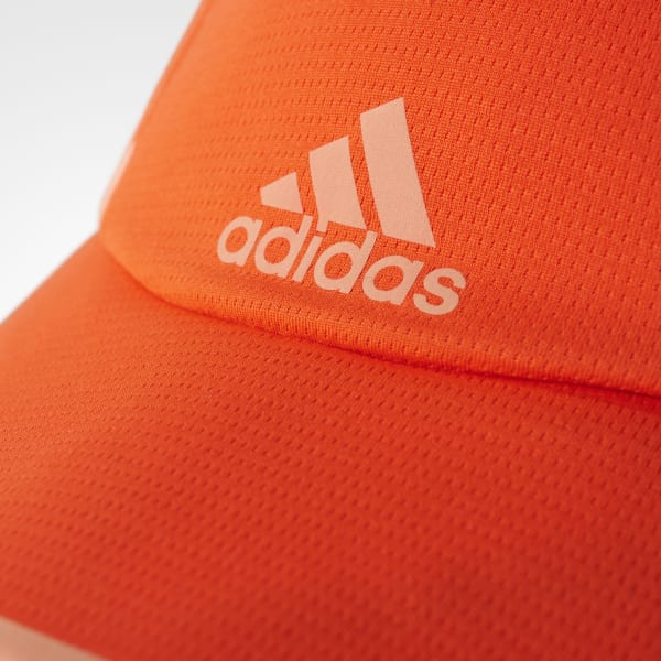 adidas Gorra Climacool Running - Naranja  67b6b2aa17a